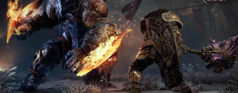 Lords of the Fallen release date announced