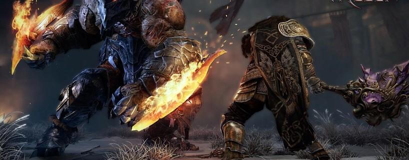 الإعلان عن تاريخ إصدار Lords of The Fallen
