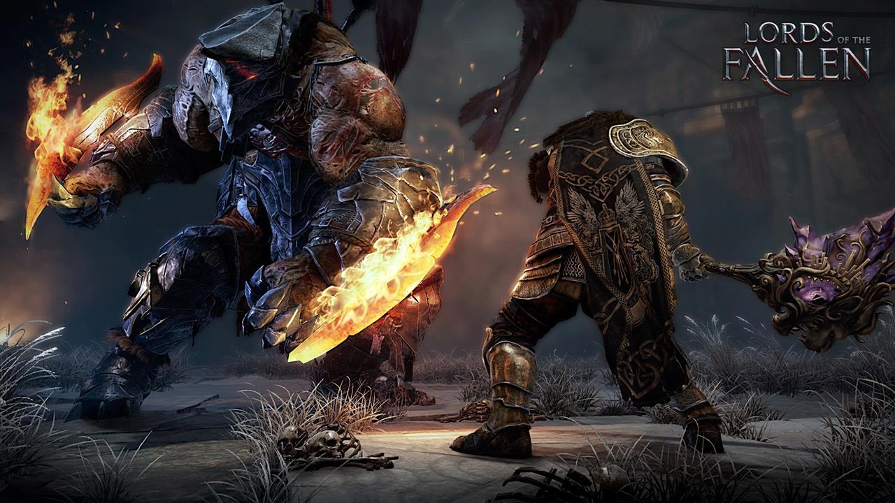 Photo of الإعلان عن تاريخ إصدار Lords of The Fallen