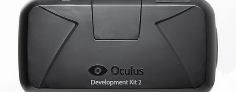 تعديل Oculus Rift يتيح لك رؤية نفسك من منظور الشخص الثالث !