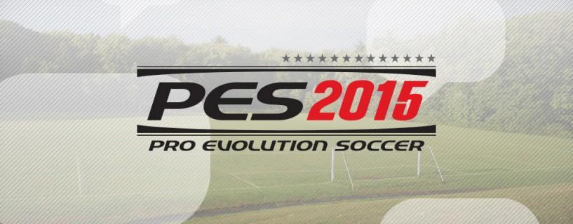 مجموعة من الصور الجديدة للعبة Pro Evolution Soccer 2015