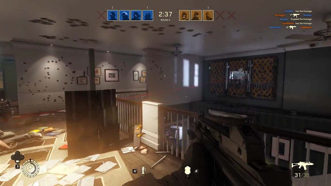 Photo of New Trailer for Rainbow Six Siege released plus more info