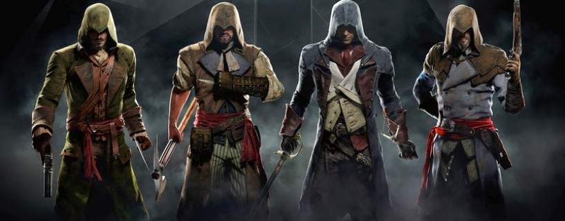 New Assassin's Creed: Unity Demo Gameplay