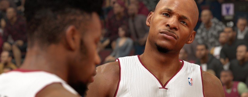 NBA 2K15 gets a first gameplay trailer