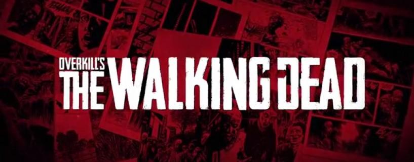 كشف النقاب عنوان جديد يدعى OVERKILL's The Walking Dead