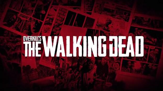 Photo of كشف النقاب عنوان جديد يدعى OVERKILL's The Walking Dead