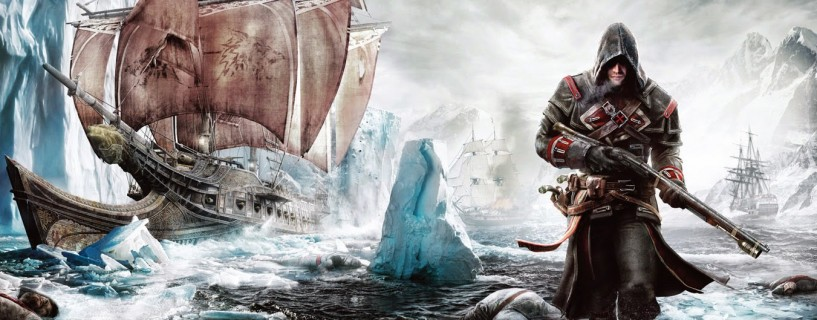 Assassin's Creed: Rogue Confirmed With Cinematic Trailer