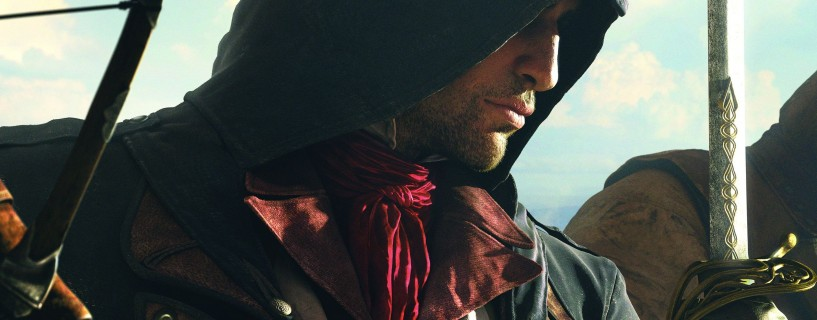 Is this Assassin's Creed: Unity's Map?