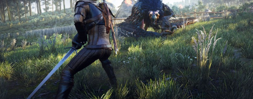 The Witcher 3 gets 6 minutes of gameplay from GamesCom
