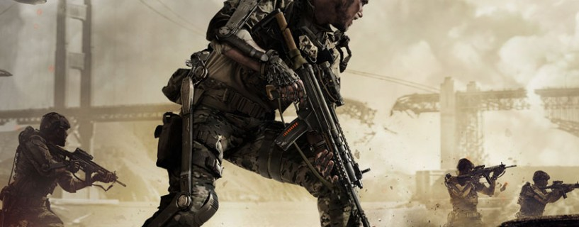 Call of Duty: Advanced Warfare Multiplayer Gets Some High-Resolution Screens