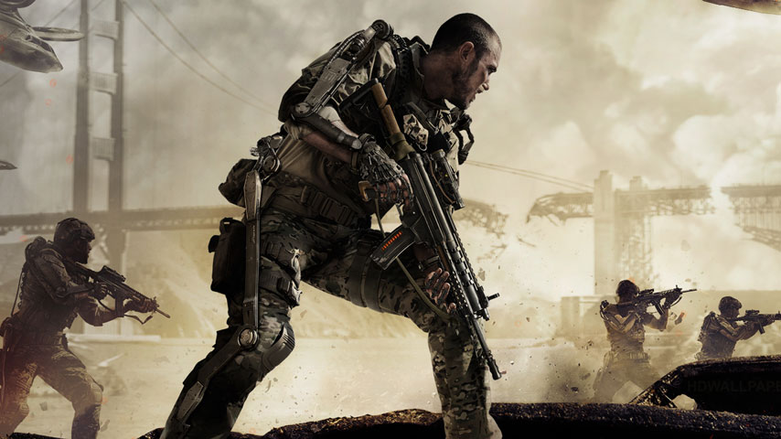 Photo of Call of Duty: Advanced Warfare Multiplayer Gets Some High-Resolution Screens