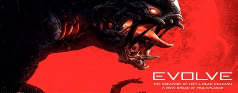 تأجيل Evolve للسنة 2015