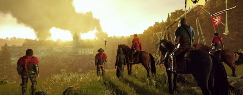 نسخة التجريبية ألفا للعبة Kingdom Come: Deliverance قادمة في أواخر هذه السنة