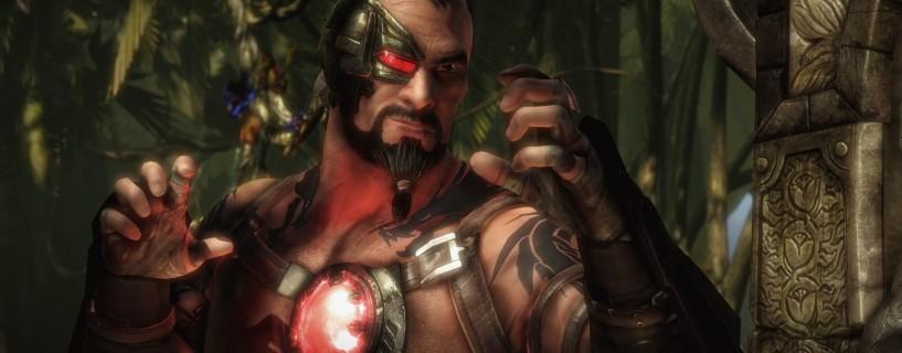 المقاتل Kano في لعبة Mortal Kombat X يتحصل على بعض الصور