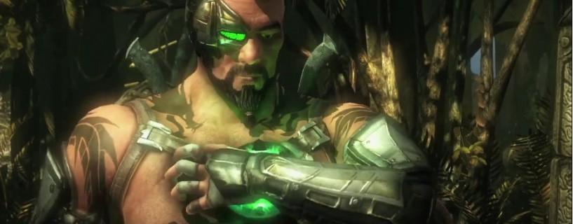 كانو يعود إلى Mortal Kombat مع عرض الإعلان هذا