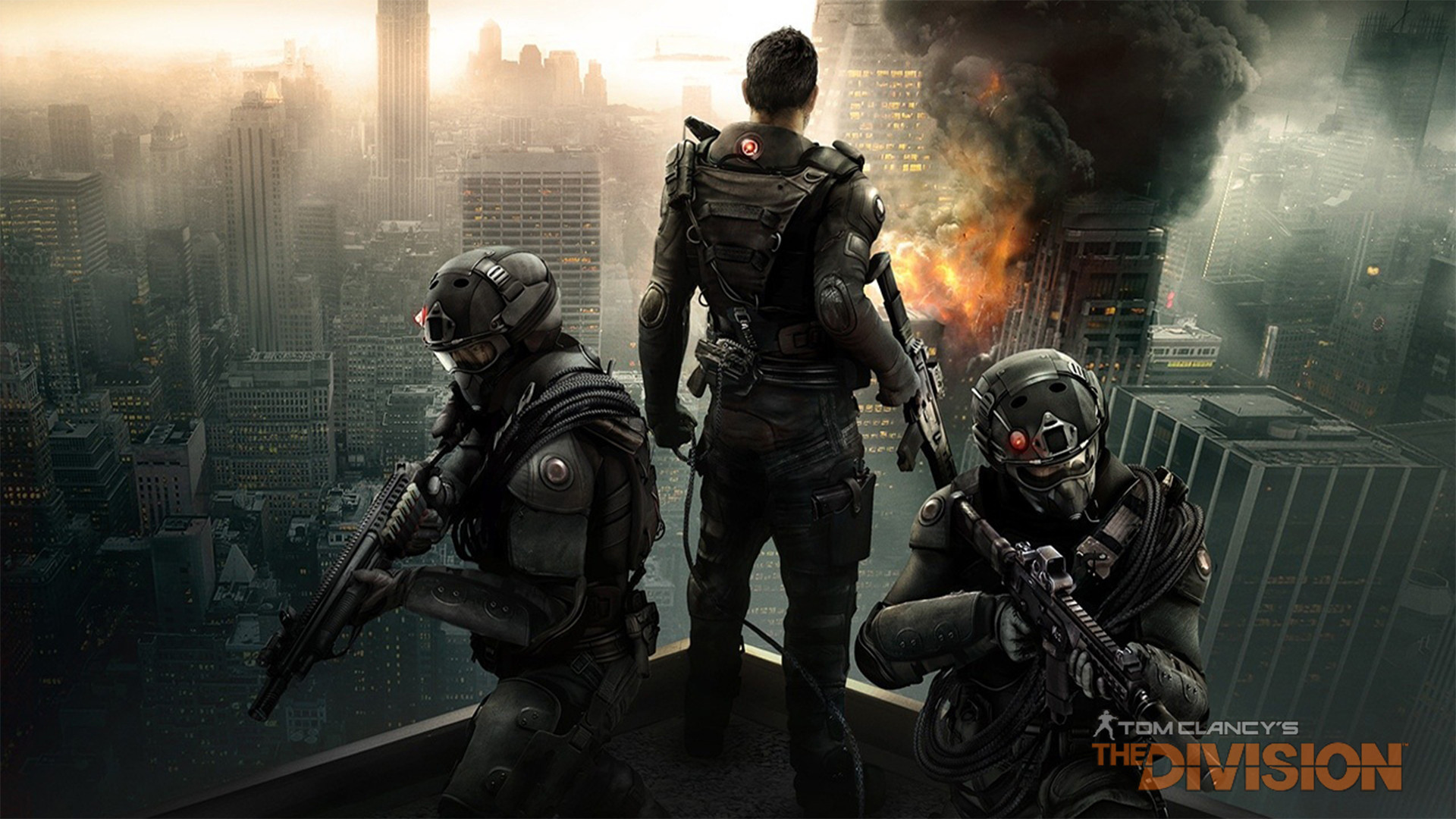 Photo of Tom Clancy's The Division got new glorious screenshots
