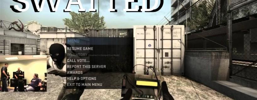 اعتقال أحد لاعبي CS: GO من قبل القوات الخاصة SWAT