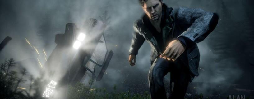 Alan Wake 2 Still On Remedy's Radar
