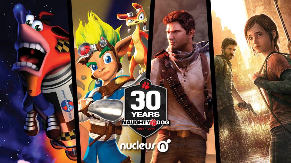 Photo of فيديو تشويقي لـ Naughty Dog احتفالاً ببلوغها الثلاثين عاماً