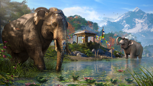 Photo of Far Cry 4 gets a new video about elephants