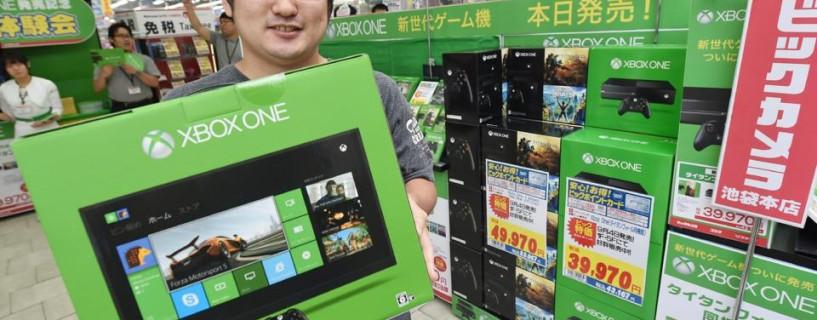 اليوم هو موعد إطلاق جهاز Xbox One في اليابان ولكن…