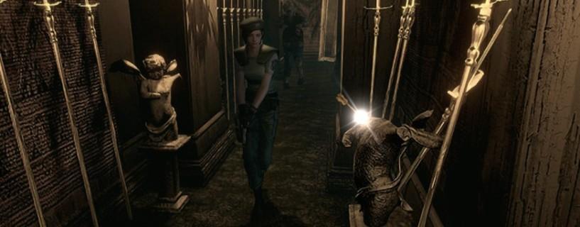 Resident Evil Remake gets a trailer and shots comparison
