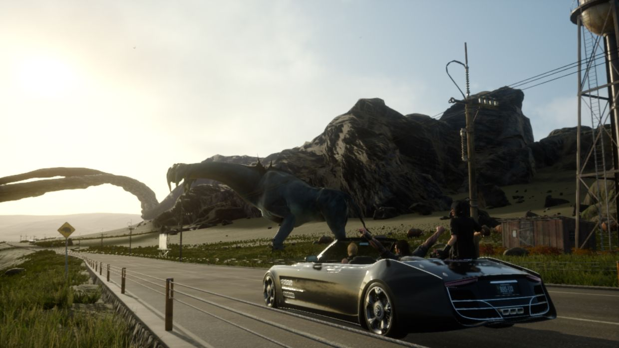 Photo of Final Fantasy XV and Type-0 get new screenshots