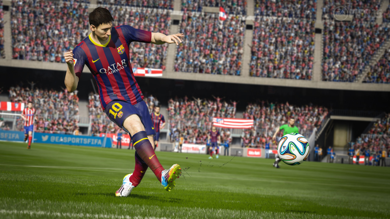 Photo of Fifa 15 reviews are on the web, get them here