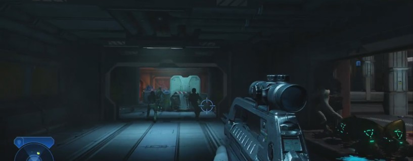 New video for Halo: The Master Chief Collection shows Halo 3 and Zanzibar