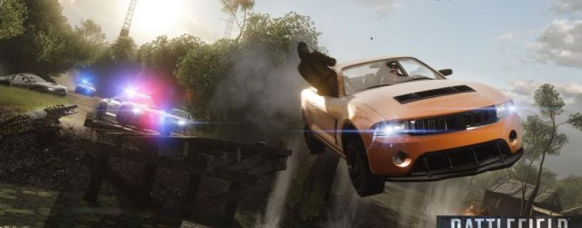 الكشف عن طور Hotwire في لعبة Battlefield Hardline