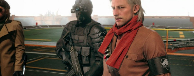 MGSV: The Phantom Pain gets new gameplay for TGS 2014