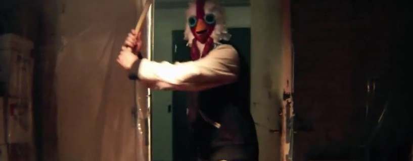 """Payday 2 gets a """"Hotline Miami"""" DLC this month"""