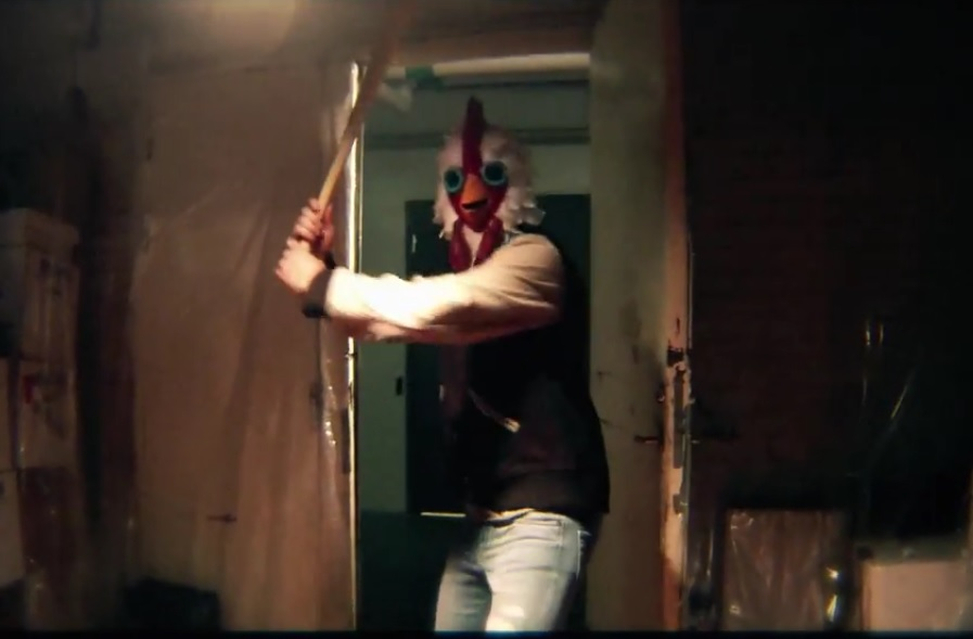 """Photo of Payday 2 gets a """"Hotline Miami"""" DLC this month"""