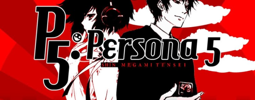 Persona 5 is coming to PS4