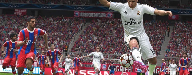 PES 2015 is 1080p on PS4