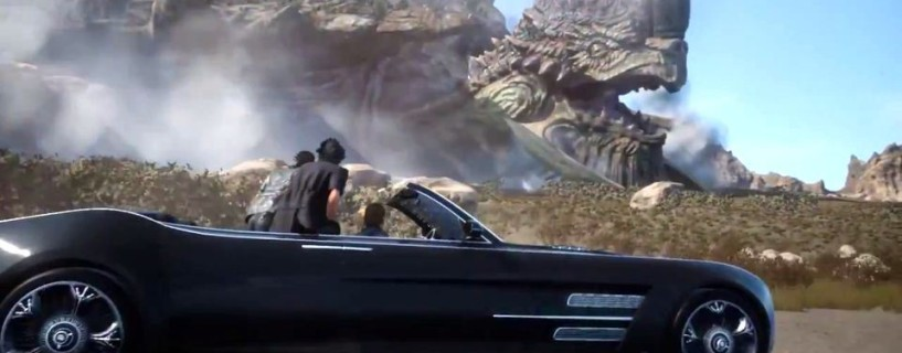 Final Fantasy XV demo will take 3 hours to complete and isn't related to the core story