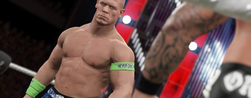 WWE 2K15 Delayed for PS4 and Xbox One