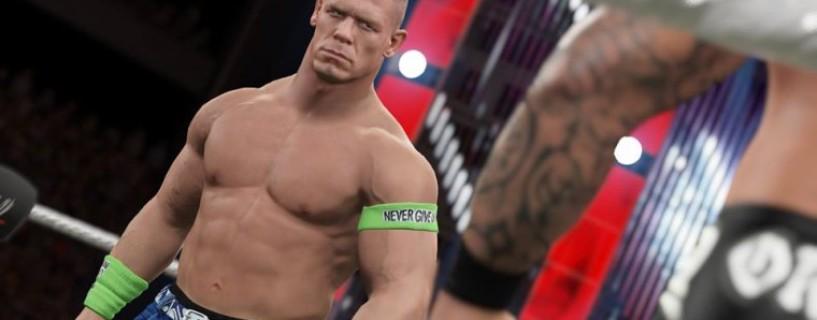 تأجيل WWE 2K15 على PS4 و Xbox One