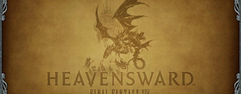 الكشف عن Final Fantasy XIV: Heavensward
