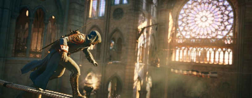 Assassin's Creed Unity pre-load for Xbox One started