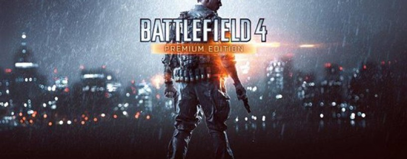 Battlefield 4 Premium Edition Gets A Release Date