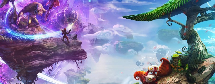 Project Spark leaves beta and releasing this month