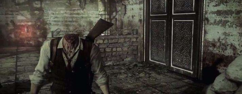 A Weird Glitch gives you the control over a headless sebastian in The Evil Within