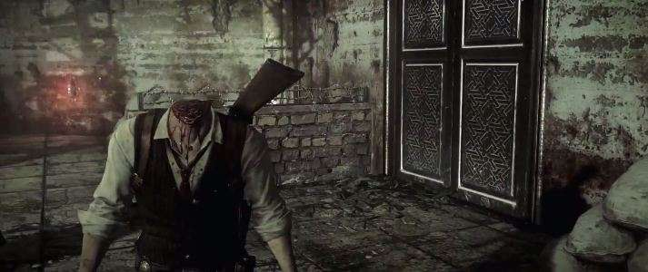 Photo of A Weird Glitch gives you the control over a headless sebastian in The Evil Within