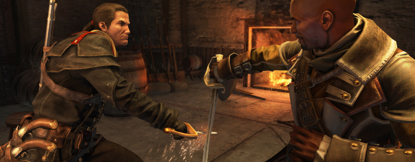 New Assassin's Creed Rogue Screenshots