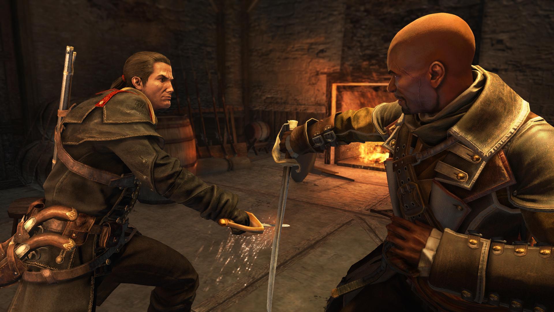 Photo of New Assassin's Creed Rogue Screenshots