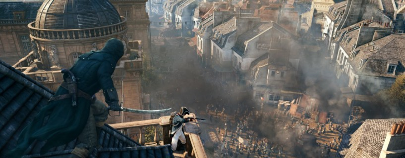 Assassin's Creed Unity gets an epic story trailer