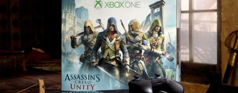 الإعلان عن حزمة Assassin's Creed Unity لجهاز Xbox One