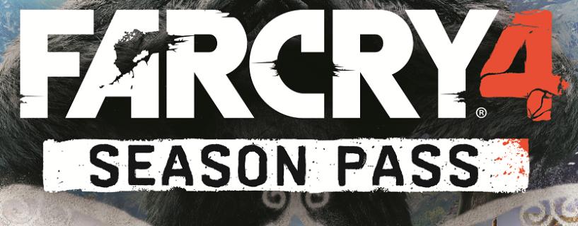 الإعلان عن رزمة Season Pass  للعبة Far Cry 4