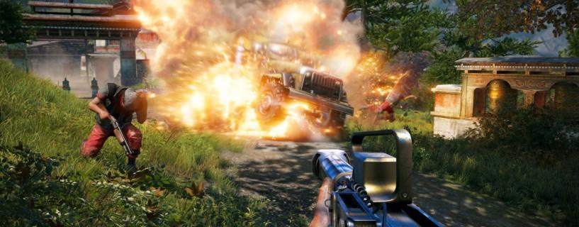 الإعلان عن أول محتوى إضافي للعبة Far Cry 4
